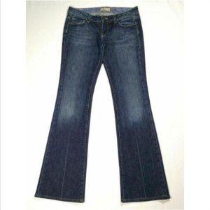 PAIGE 28 x 32 Bootcut Jeans Laurel Canyon 1991E1M